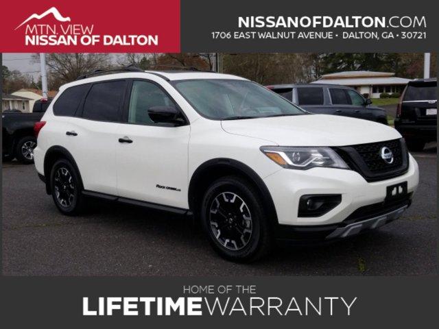 Used 2020 Nissan Pathfinder in Dalton, GA