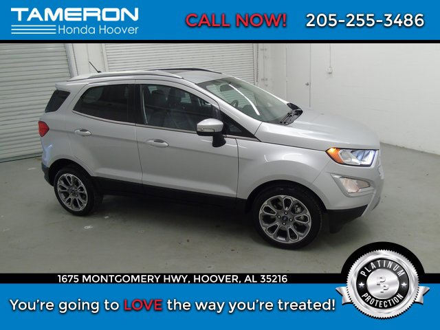 Used 2019 Ford EcoSport in Birmingham, AL