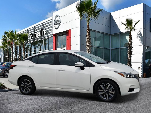 New 2020 Nissan Versa in Orlando, FL