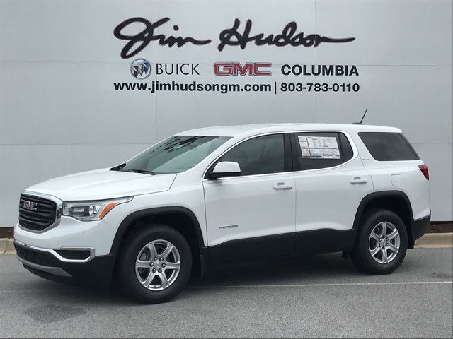 New 2019 GMC Acadia in , SC
