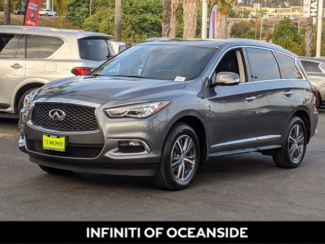 2017 INFINITI QX60 FWD Premium Unleaded V-6 3.5 L/213 [2]