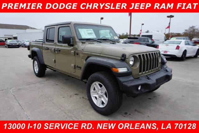 New 2020 Jeep Gladiator in New Orleans, LA