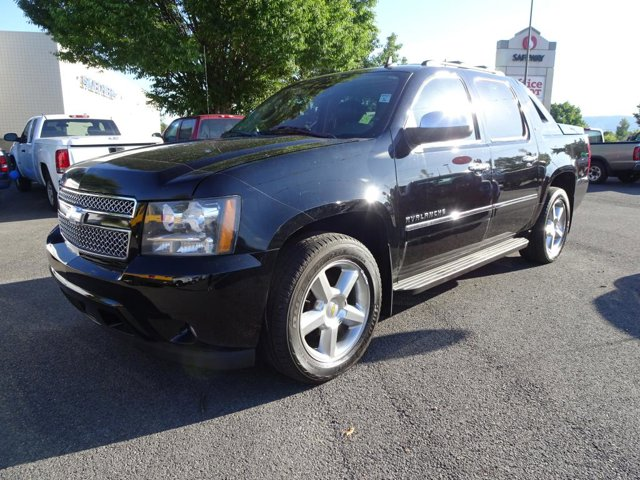 Used 2011 Chevrolet Avalanche LTZ