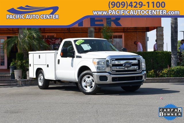 Used 2011 Ford F-250SD in Fontana, CA