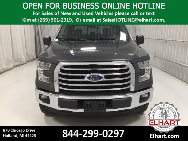 Used 2016 Ford F-150 in Holland, MI