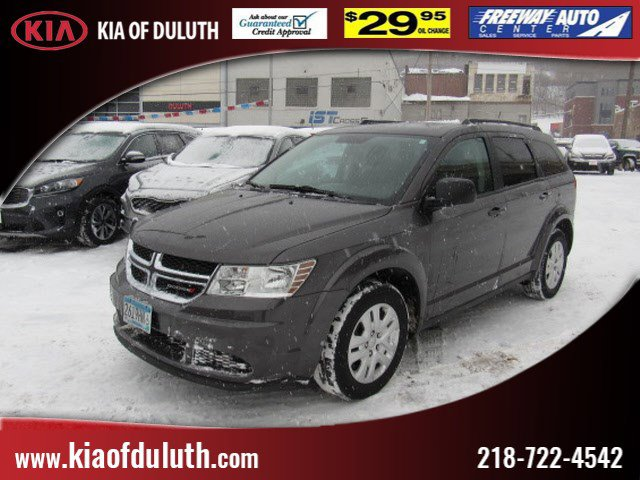 Used 2017 Dodge Journey in Duluth, MN