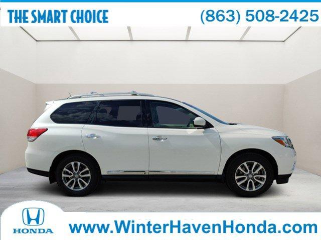 Used 2016 Nissan Pathfinder in Winter Haven, FL