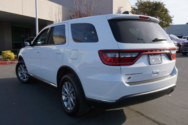 Used 2018 Dodge Durango SXT AWD