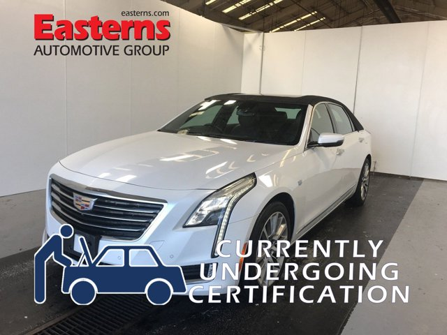 2017 Cadillac CT6 Luxury Collection 4dr Car