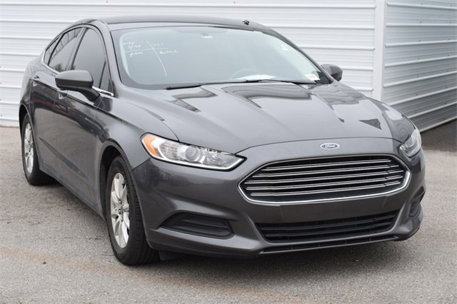 Used 2016 Ford Fusion in Oklahoma City, OK