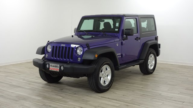 Used 2017 Jeep Wrangler in St. Louis, MO