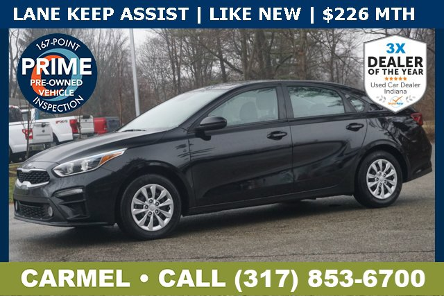 Used 2019 KIA Forte in Indianapolis, IN