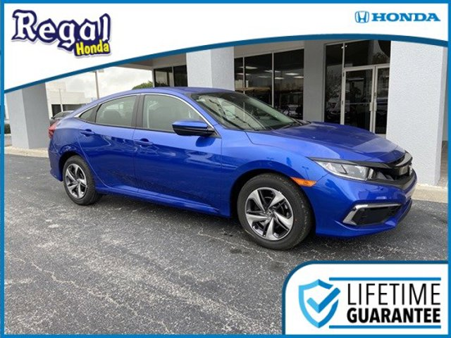 New 2020 Honda Civic Sedan in Lakeland, FL