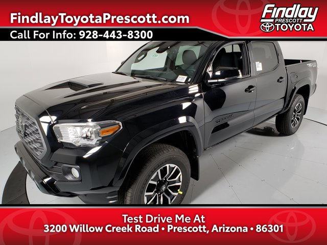 2021 Toyota Tacoma TRD Sport TRD Sport Double Cab 5′ Bed V6 MT Regular Unleaded V-6 3.5 L/211 [8]