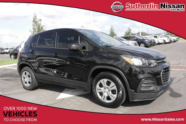 Used 2018 Chevrolet Trax in Cape Coral, FL