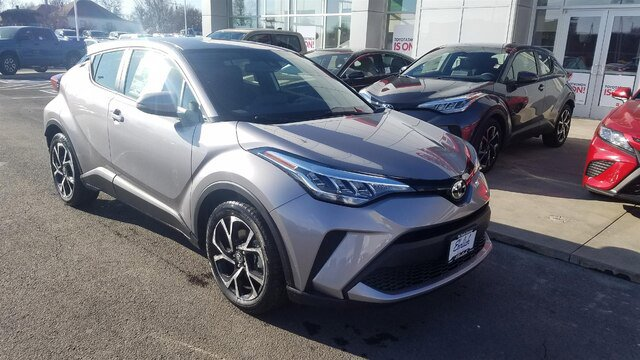 New 2020 Toyota C-HR in Greeley, CO