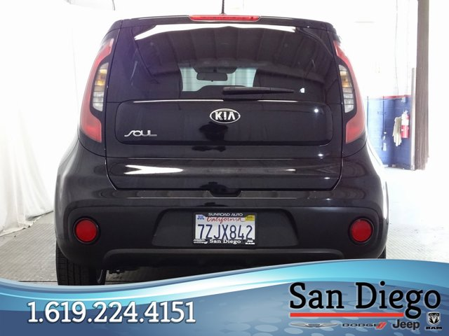 Used 2017 Kia Soul Base Auto