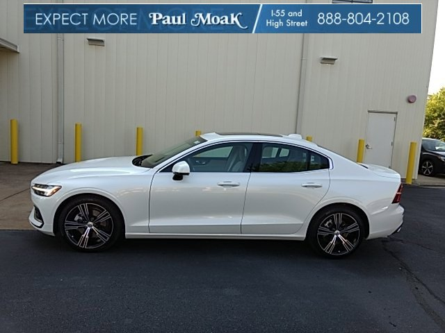 New 2019 Volvo S60 in Jackson, MS