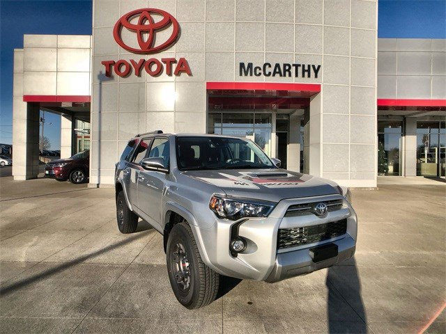 New 2020 Toyota 4Runner in Sedalia, MO