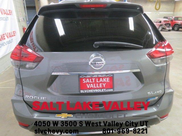 Used 2017 Nissan Rogue AWD SL Hybrid