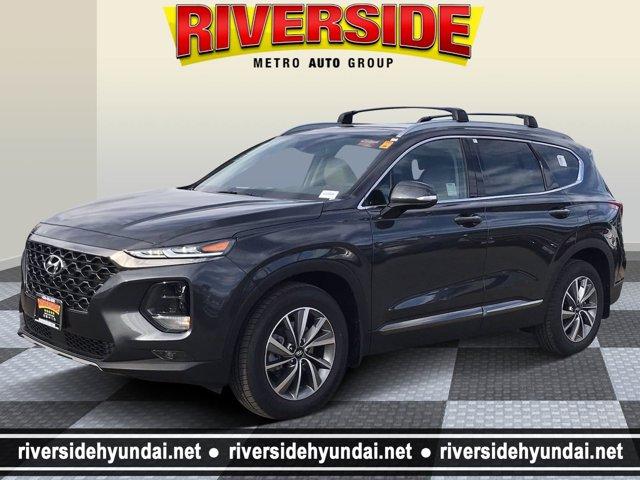 2020 Hyundai Santa Fe Limited w/SULEV Limited 2.4L Auto FWD w/SULEV Regular Unleaded I-4 2.4 L/144 [1]