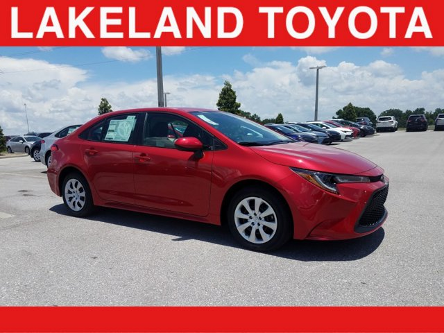 New 2020 Toyota Corolla in Lakeland, FL
