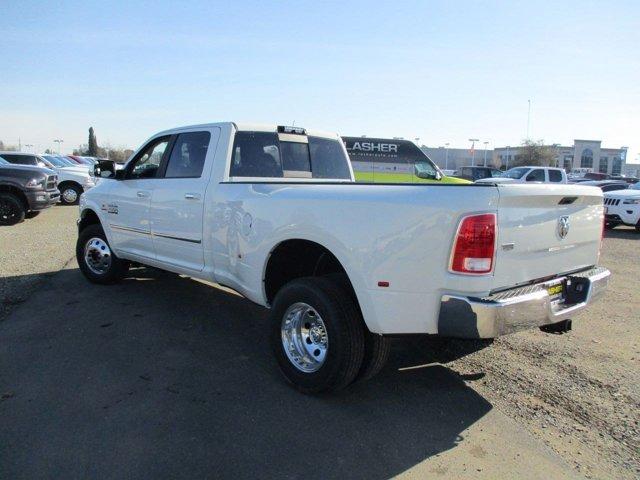 New 2017 Ram 3500 Laramie 4x2 Crew Cab 8' Box