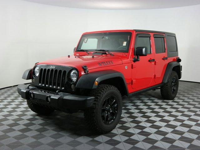 Used 2016 Jeep Wrangler in Marysville, WA