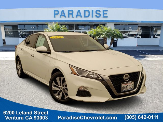 2019 Nissan Altima 2.5 S 2.5 S Sedan Regular Unleaded I-4 2.5 L/152 [4]