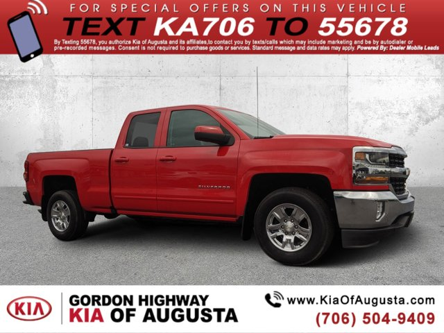 Used 2016 Chevrolet Silverado 1500 in Augusta, GA
