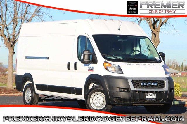 New 2020 Ram ProMaster Cargo Van in Tracy, CA