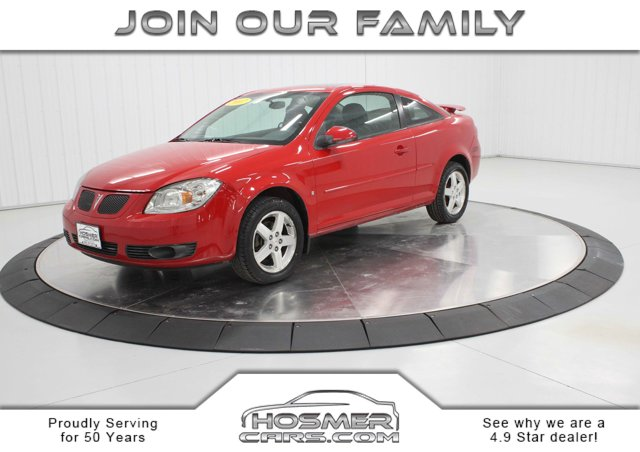 Used 2007 Pontiac G5 in Mason City, IA