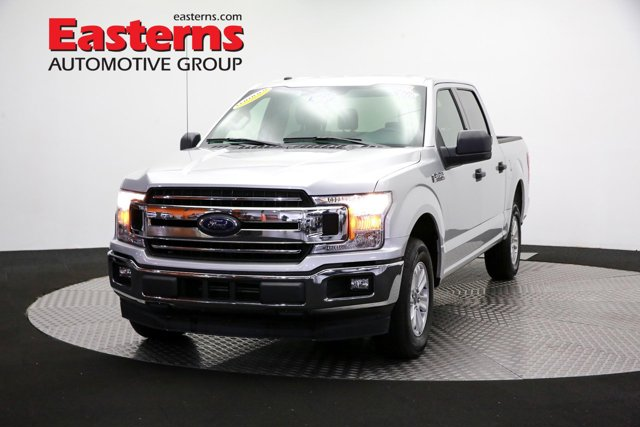 2018 Ford F-150 XLT EcoBoost Crew Cab Pickup