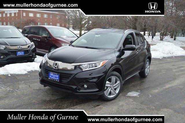 New 2020 Honda HR-V in Gurnee, IL
