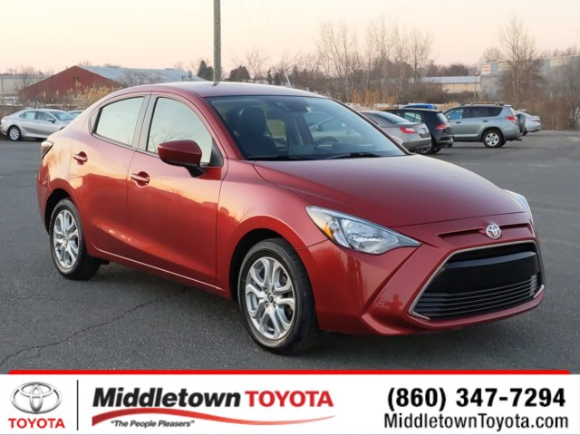 Used 2018 Toyota Yaris iA in Middletown, CT