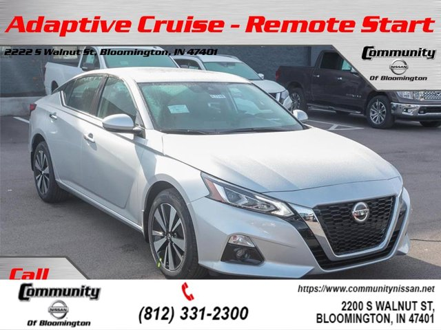New 2019 Nissan Altima in Bloomington, IN