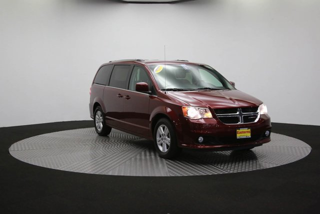2018 Dodge Grand Caravan for sale 123251 44