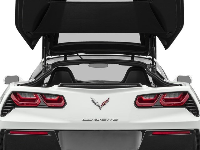 New 2017 Chevrolet Corvette 2dr Stingray Cpe w-1LT
