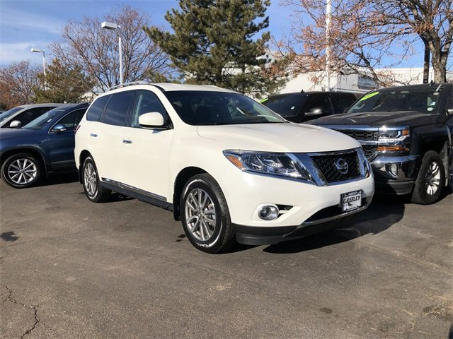 Used 2016 Nissan Pathfinder in Fort Collins, CO