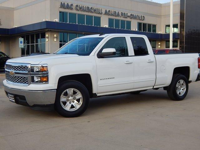Used 2015 Chevrolet Silverado 1500 in , TX