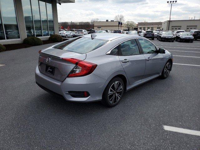 Used 2017 Honda Civic Sedan EX-L CVT w-Navigation