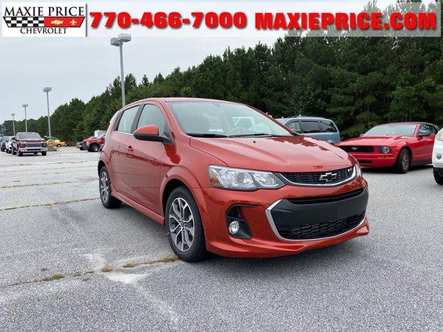 New 2020 Chevrolet Sonic in Loganville, GA