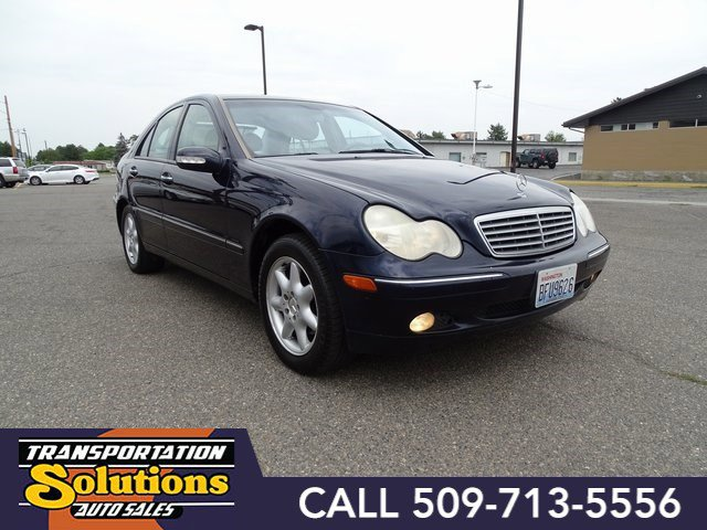 Used 2002 Mercedes-Benz C-Class in Pasco, WA