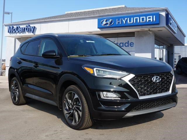 New 2021 Hyundai Tucson in Kansas City, MO