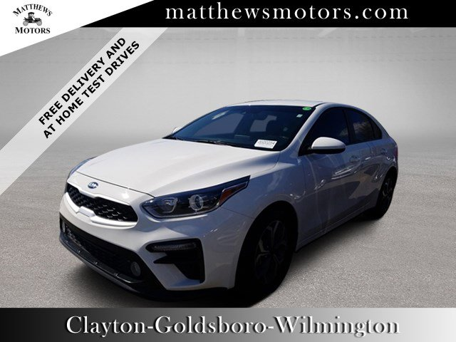 Used 2019 KIA Forte in Wilmington, NC
