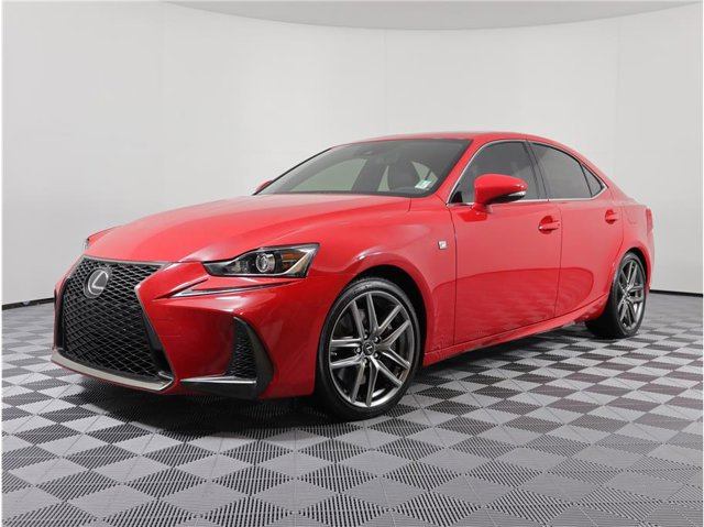 2017 Lexus IS IS 350 Sedan 4D