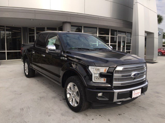 New 2017 Ford F-150 in Savannah, GA