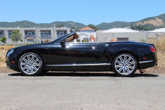2014 BENTLEY CONTINENTAL GT SPEED Speed 10