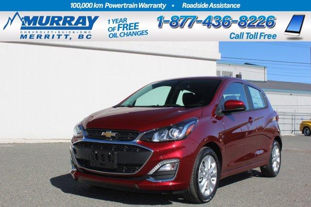 2022 Chevrolet Spark 1LT 4dr HB CVT 1LT Gas I4 1.4L/85.4 [16]