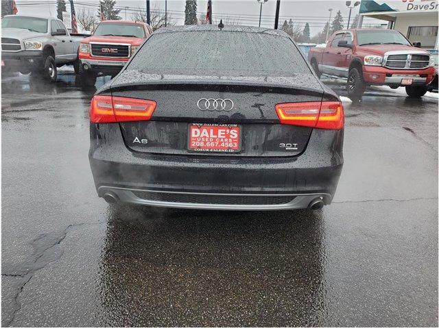Used 2012 Audi A6 3.0T Prestige